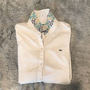 Vineyard Vines Womens button down
